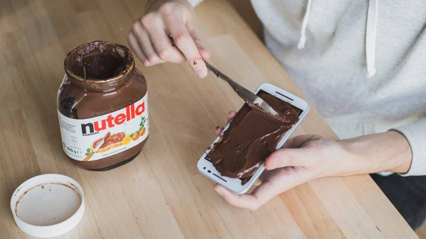 google i/o 16 android n nutella