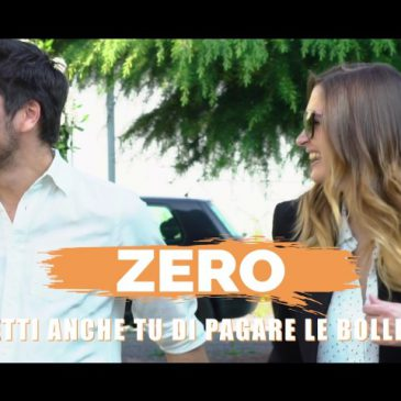 #zerochannel è partito!